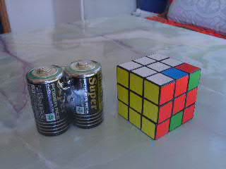 ダイソー Magic Cube